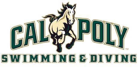 Cal Poly Swim Team 40th Reunion tickets