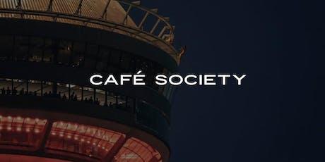 Café Society tickets
