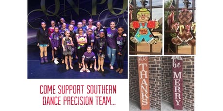 Southern Dance Precision Fall DIY fundraiser  tickets