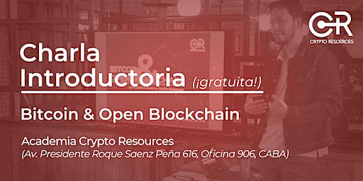 Charla introductoria: Bitcoin y Blockchain