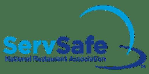 Food Manager Certification - ServSafe (Florida) 9/23/19