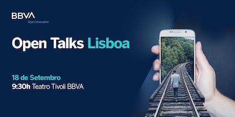 BBVA Open Talks Lisbon  tickets