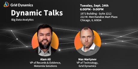 "Dynamic Talks Chicago: ""Big Data Analytics"" tickets"