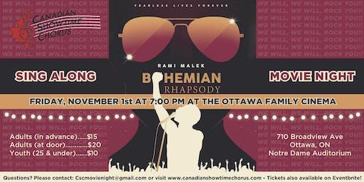 Sing a-long to Bohemian Rhapsody with Canadian Showtime Chorus!