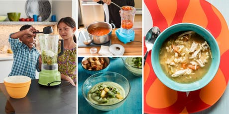 Cozy Autumn Soups Cooking Class (Grades 5-8) tickets
