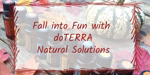 Fall into Fun with doTERRA Essential Oils