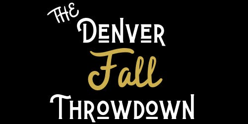Denver Fall Throwdown
