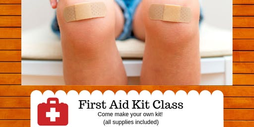 First Aid Kit Class