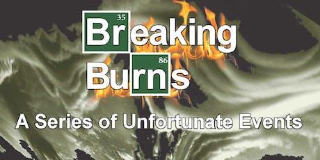 15th Annual Burn Care Symposium tickets