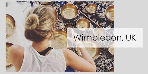 Level 1 & 2 Sound Healer Practitioner Training - Wimbledon, London UK