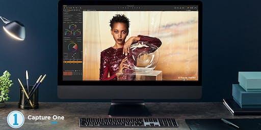 Capture One Pro 12 Basics 1pm-4pm - Detroit