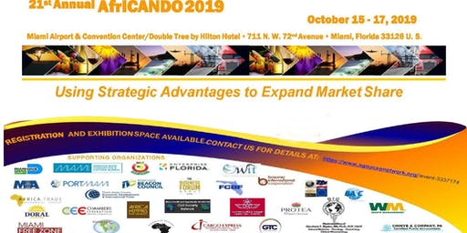 AfrICANDO 2019: U.S. - Africa Trade & Investment Conference