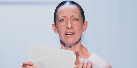 Spotlight on Contemporary Spanish Theater: Iceberg tickets