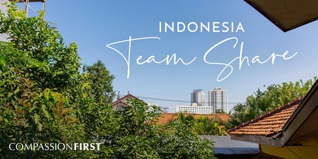 Indonesia Team Share tickets