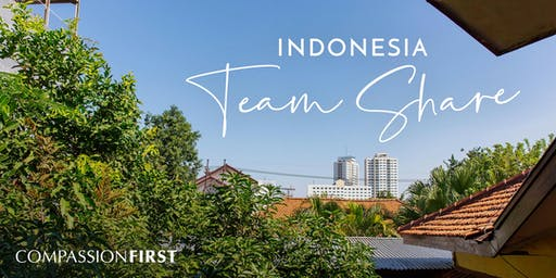 Indonesia Team Share