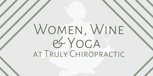 Women, Wine & Yoga