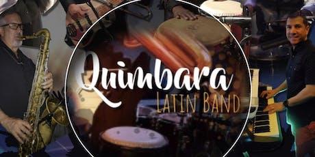 Quimbara Latin Band tickets
