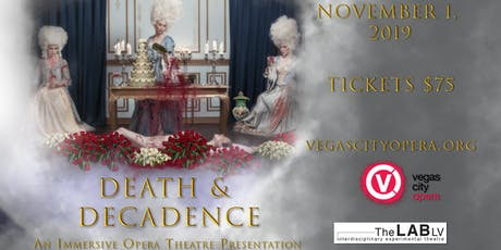 Galaween: Death & Decadence, an Immersive Event tickets