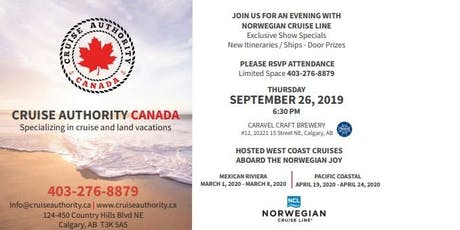 CRUISE NIGHT with NORWEGIAN CRUISE LINE tickets