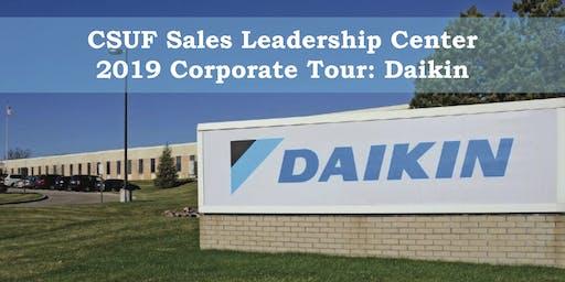 SLC Corporate Tour: Daikin