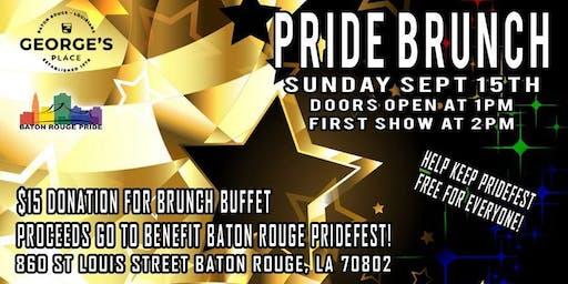 Baton Rouge Pride Presents: DRAG BRUNCH!