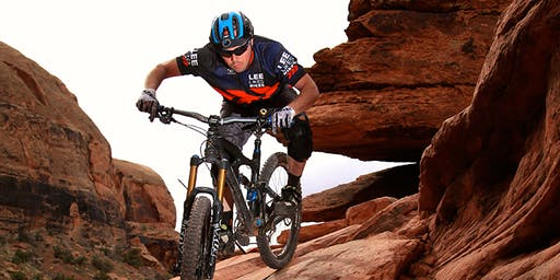 3-day MTB skills clinic in Moab, UT