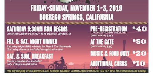 ALR Borrego Springs Desert Run 2019