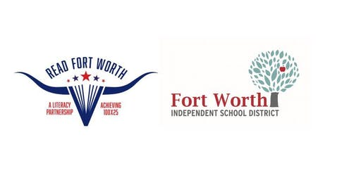Literacy Lunch & Learn with Read Fort Worth and Fort Worth ISD