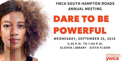 YWCA South Hampton Roads Annual Meeting