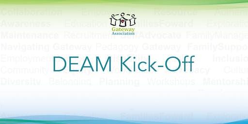 D.E.A.M. (Disability Employment Awareness Month) Kick-Off