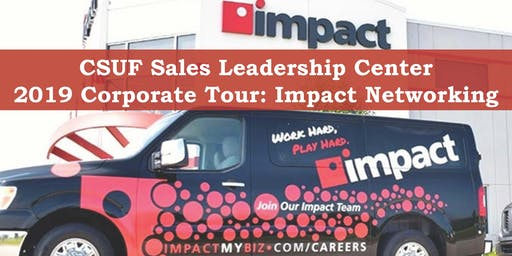 SLC Corporate Tour: Impact Networking