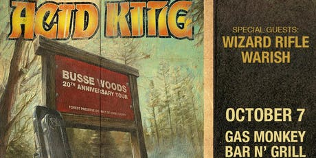 Acid King tickets