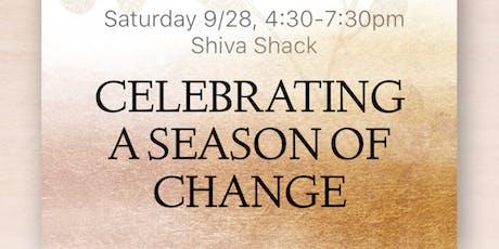 Celebrate a Season of Change tickets