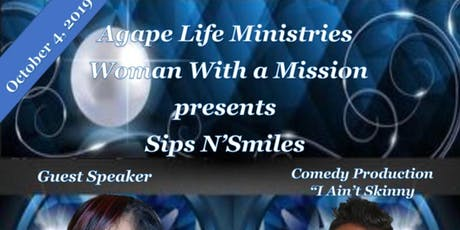Sips and Smiles 2019 tickets