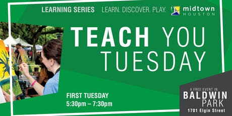Teach You Tuesday with Picked Flower Co.  tickets
