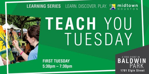 Teach You Tuesday with Picked Flower Co.