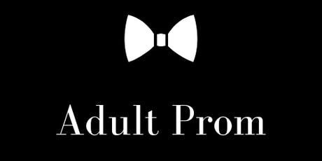 BYP Adult Prom tickets