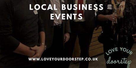 Love Your Doorstep Business Event tickets