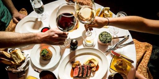 Long Shadows Wine Dinner - Strip House Vegas