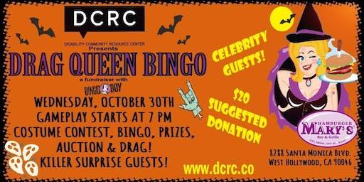 Halloween Drag Queen Bingo