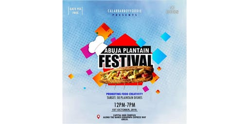 Abuja Plantain Festival