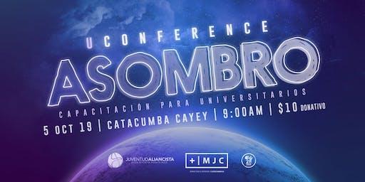 Asombro - U Conference 2019