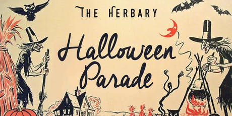 Children's Costume Parade & Contest at The Herbary tickets