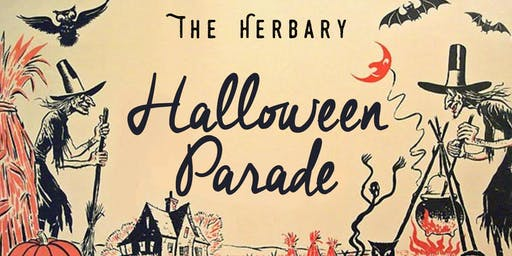 Children's Costume Parade & Contest at The Herbary