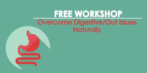 How to Overcome Digestive/Gut Issues Without Adding Medication