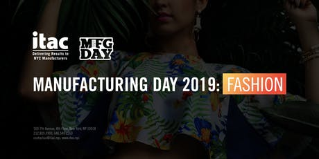 Manufacturing Day 2019 tickets