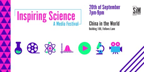 SiM: Inspiring Science Media Festival tickets
