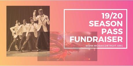 2019/2020 Season Pass Fundraiser tickets