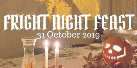 Halloween Fright Night Feast tickets