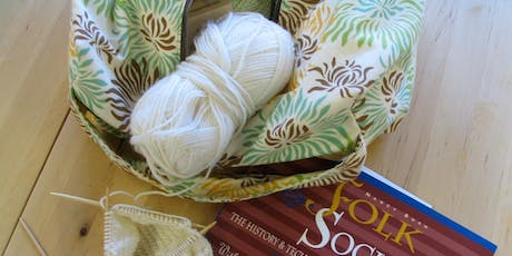 Learn to Knit! Lesson #1 tickets